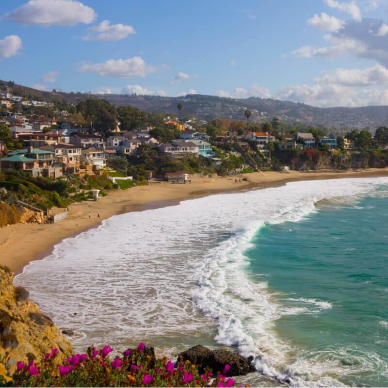Laguna Beach nos Estados Unidos