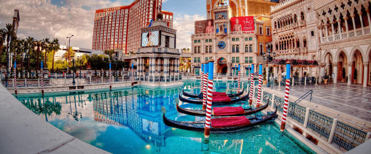 Carnaval Italiano em Las Vegas