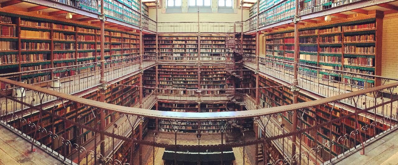 Belas bibliotecas públicas pelo mundo
