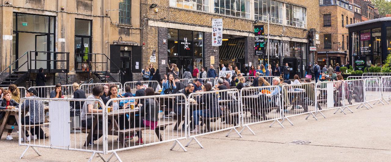 Em Londres: restaurantes pop-ups que vieram pra ficar