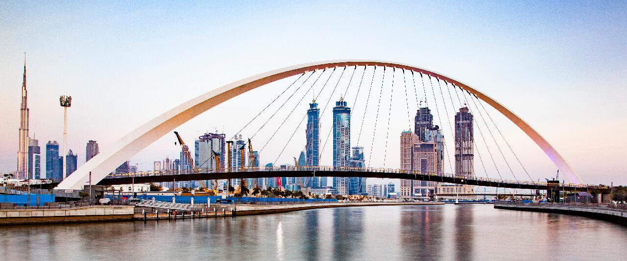 Dubai com Bernardo Amorim