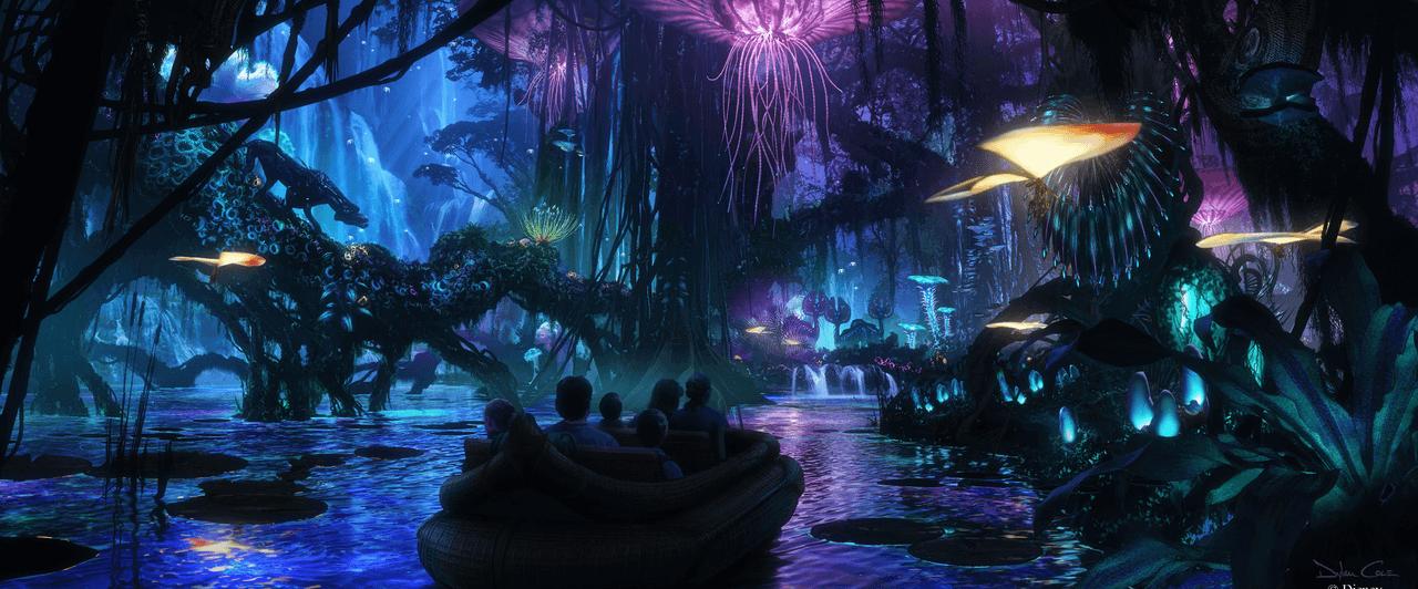 Fã de Avatar? Em breve, na Disney!