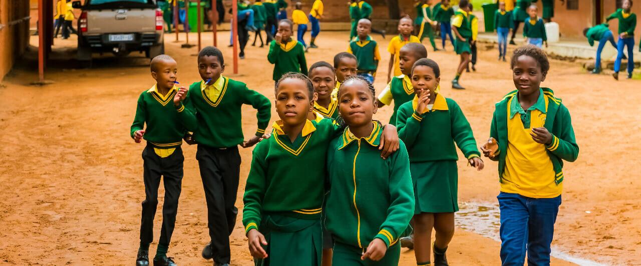 Voluntariado na África do Sul