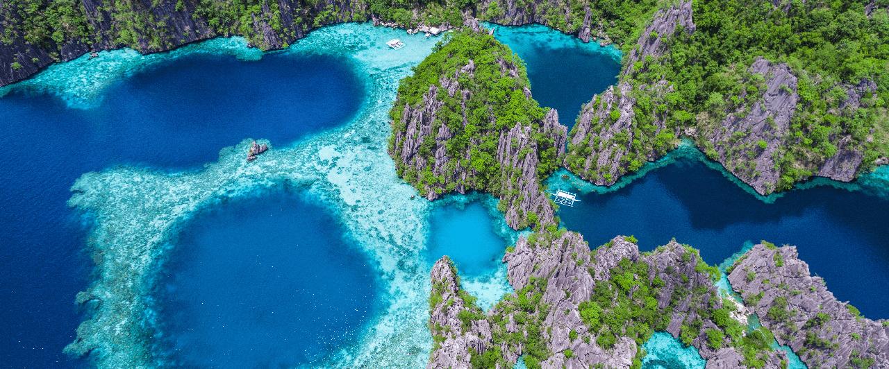 As 34 águas mais claras do mundo!