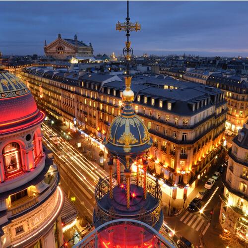 O Boulevard Hassmann está entre as melhores ruas para se fazer compras em Paris