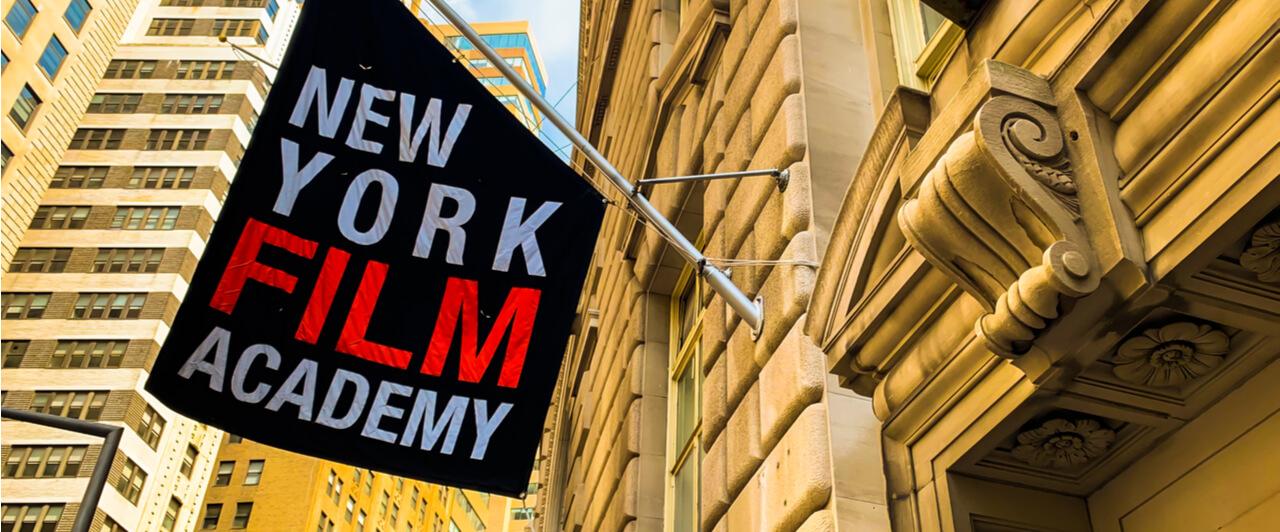 Melina conta como é estudar na New York Film Academy