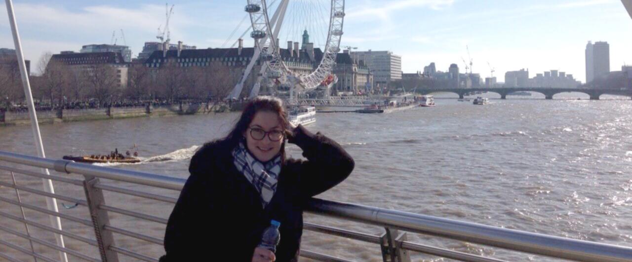 Gabriela Guerra contou com a ajuda da Intercultural