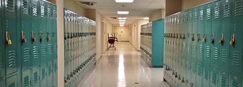 Programa Bon Vivant em Montreal, visita à escola Lester B. Pearson