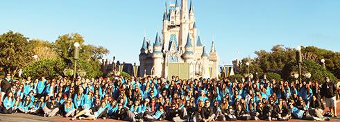 Programa Bon Vivant na Disney