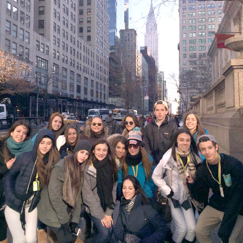 Grupo NYC – Empire State Building