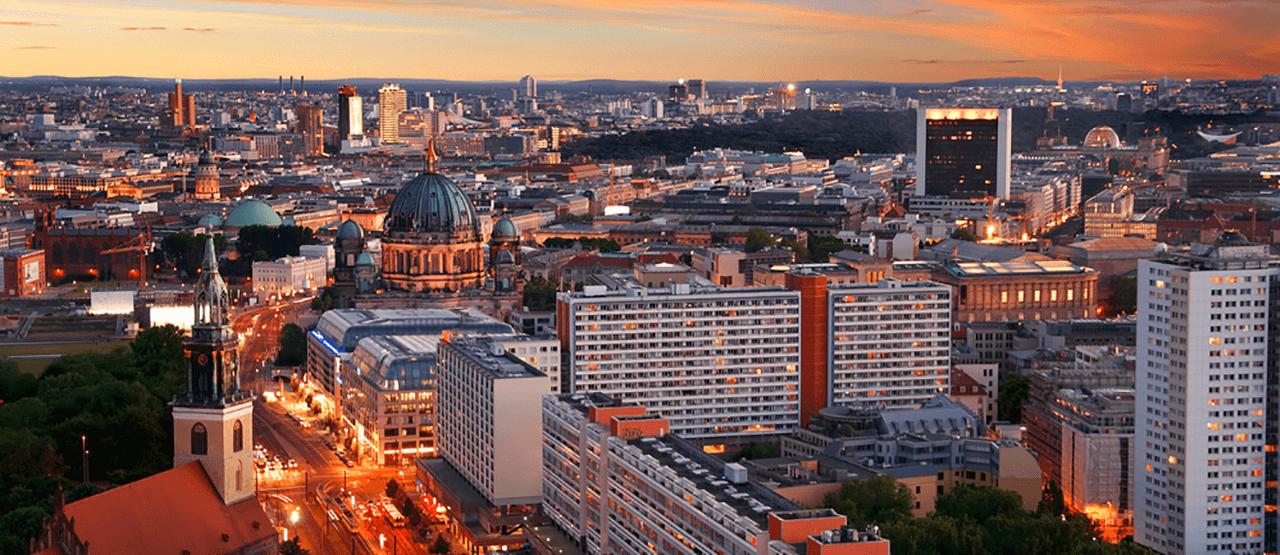 Pontos turísticos pelo mundo: a vibrante Berlim