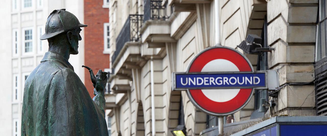 Pontos turísticos pelo mundo: Metrô de Londres