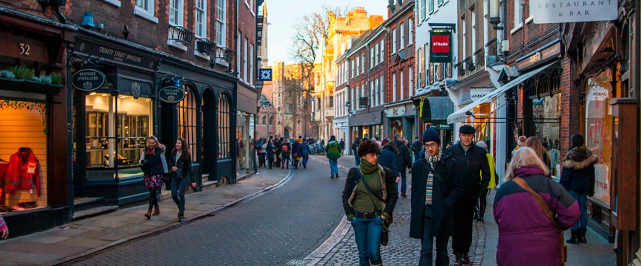 5 cidades inglesas mais apaixonantes