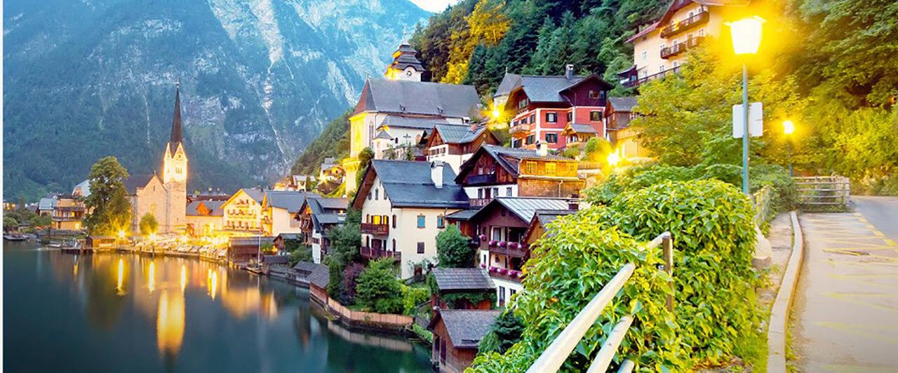 8 fatos fascinantes sobre a Áustria