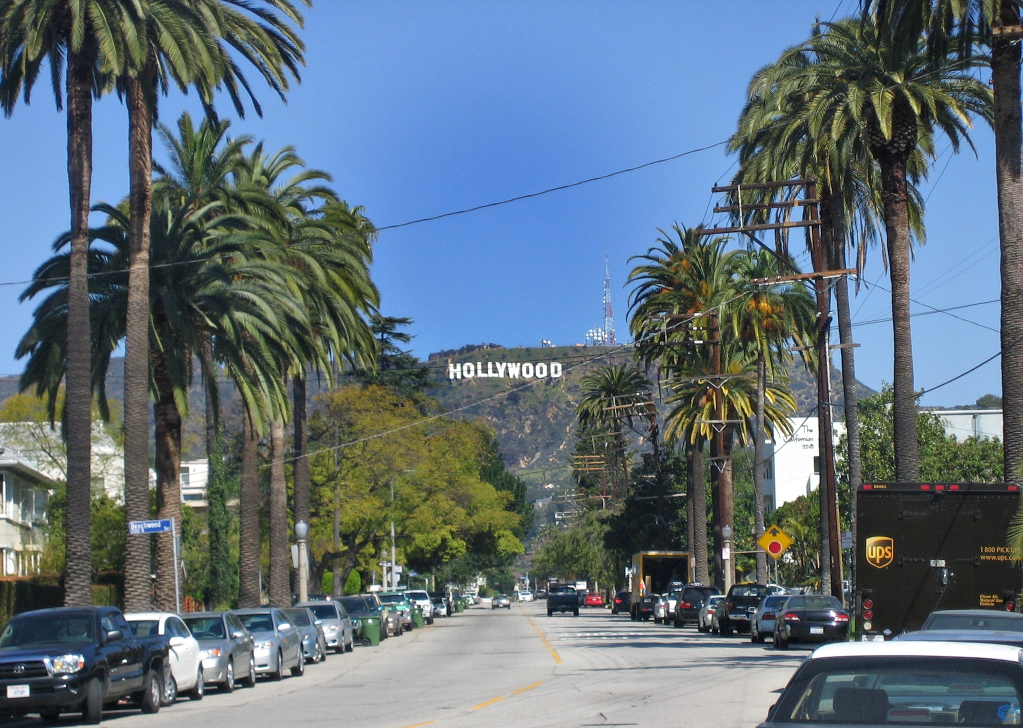 Hollywood_Mulholland-Drive
