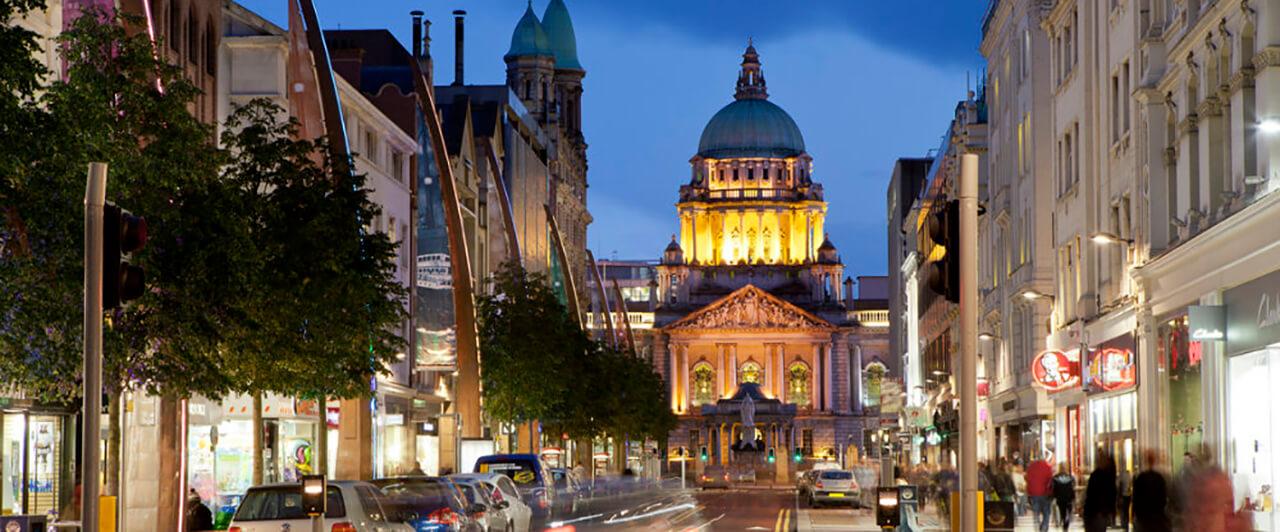 Conheça Belfast: uma das locações de Game of Thrones