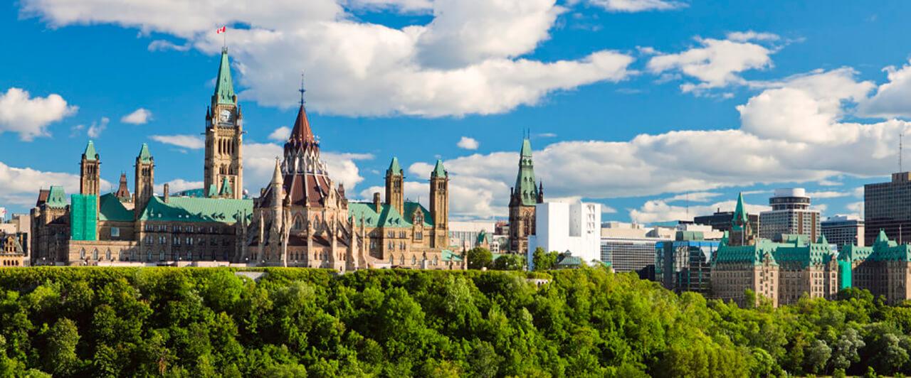 Os 10 melhores destinos turísticos do Canadá para se visitar