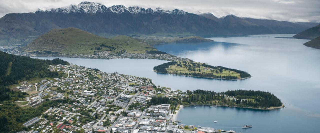 Como estudar e trabalhar em Queenstown, na Nova Zelândia?