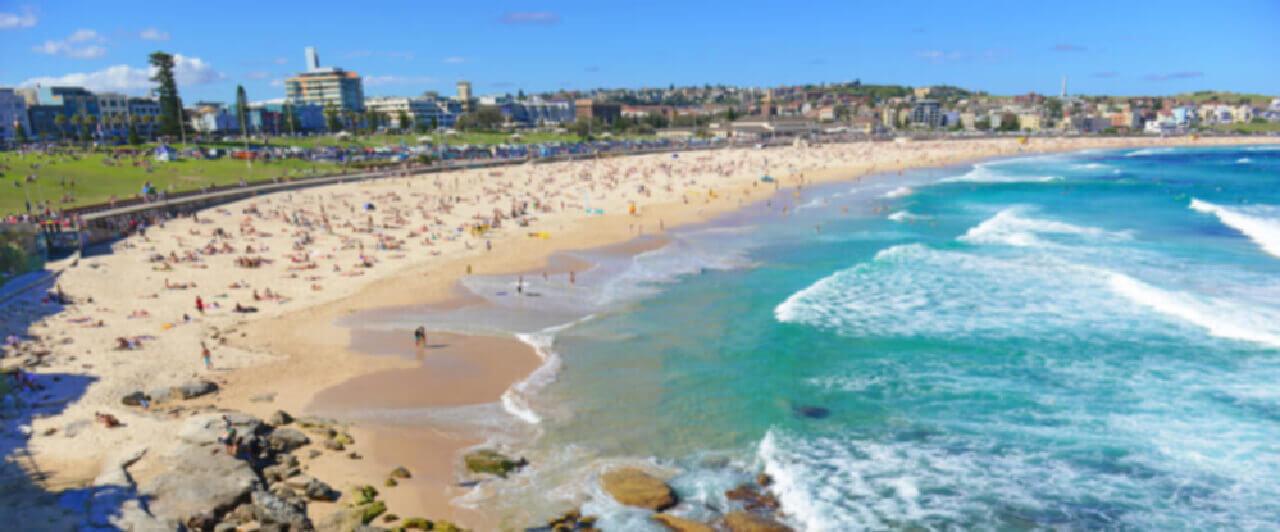 Fazer intercâmbio: 5 praias encantadoras para conhecer em Sydney