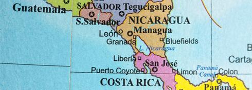 Intercâmbio na América Central
