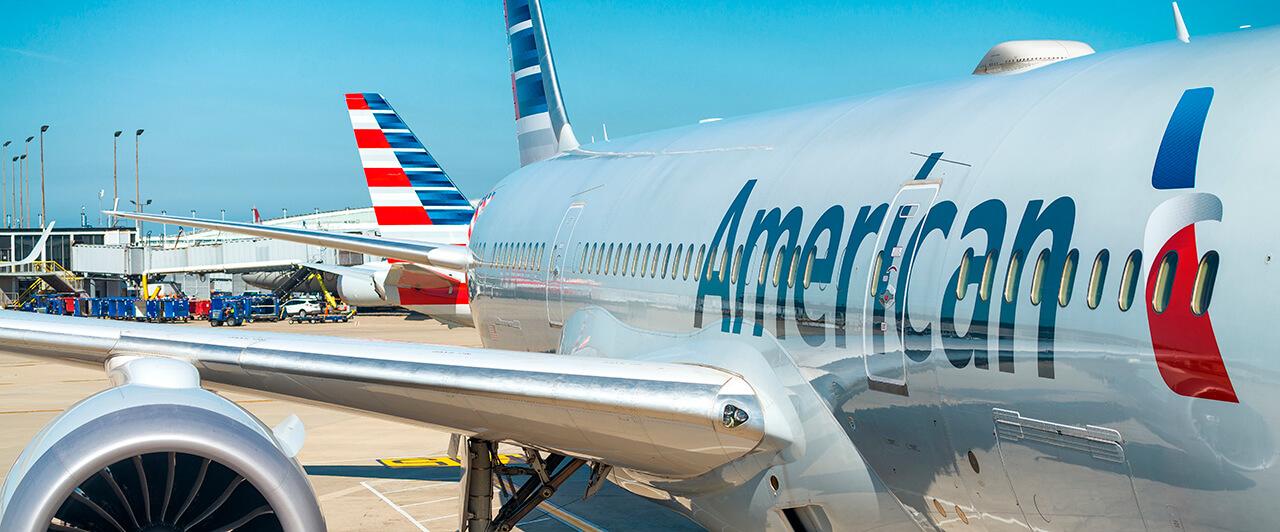 Top Ten American Airlines