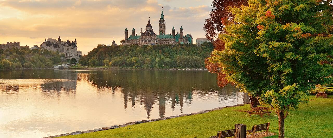 Ottawa: uma das melhores cidades para estudar no Canadá