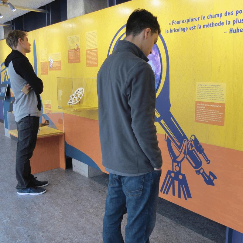 Ontario Science Centre: 29 de janeiro