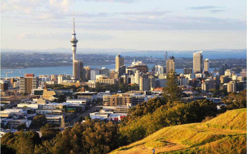 estudar e trabalhar na Nova Zelândia