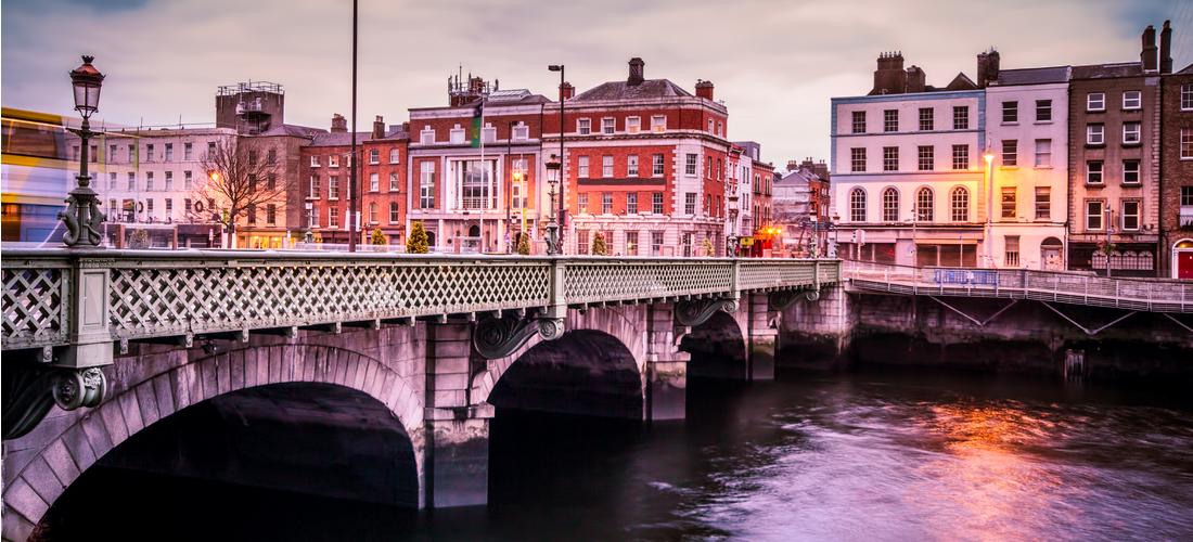 A Irlanda é um dos melhores destinos para brasileiros