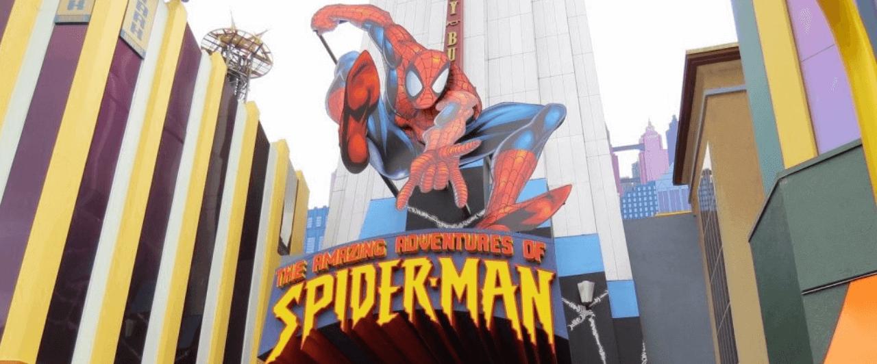 Estreia do novo filme do Homem-Aranha