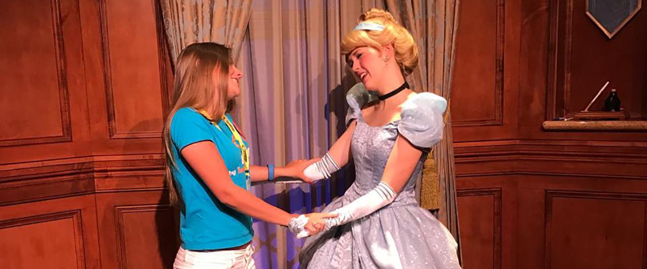 Carolina conta como foi a viagem para a Disney