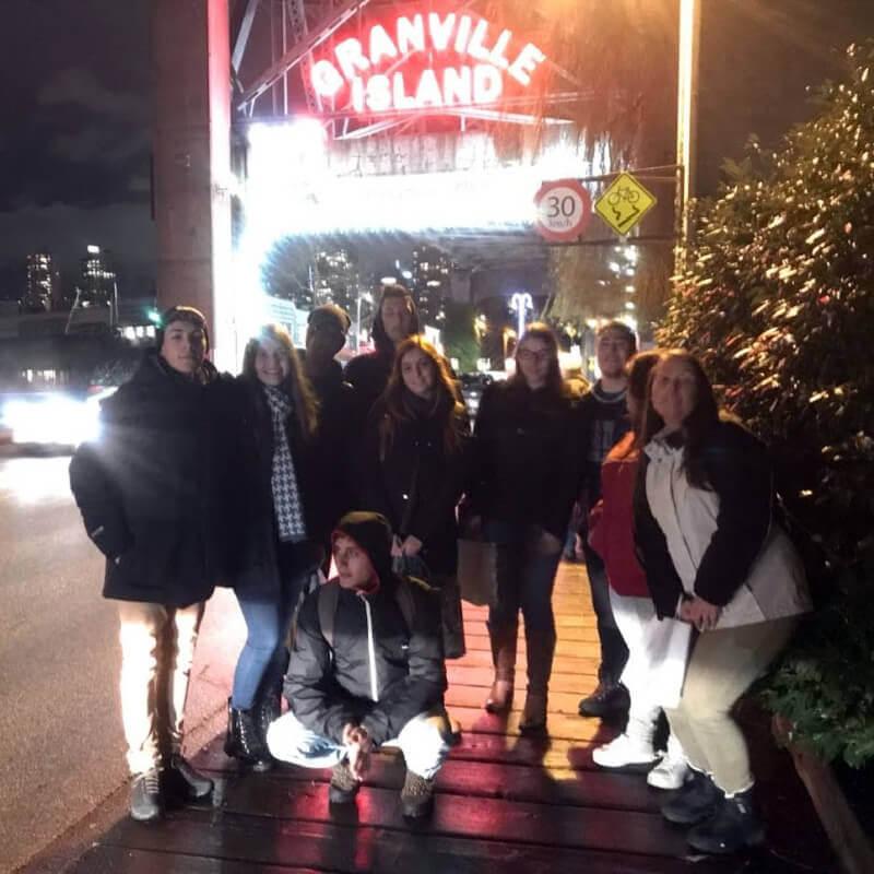 Férias Teen Vancouver Jan-2018: Granville Island