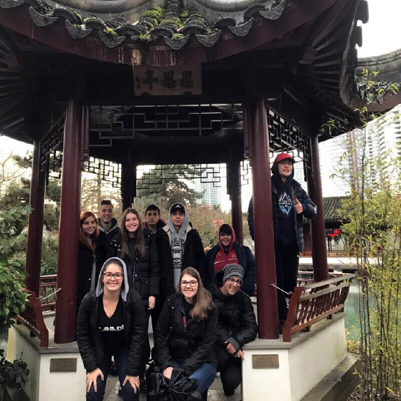 Férias Teen Vancouver Jan-2018: Chinatown