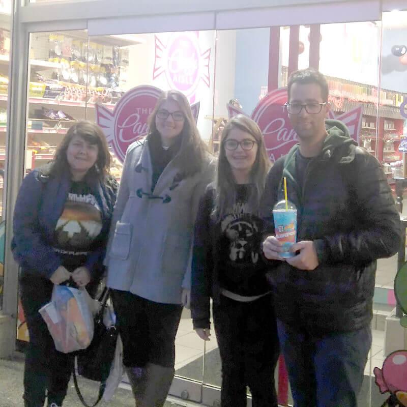 Férias Teen Vancouver Jan-2018: Primeiro dia de Aula