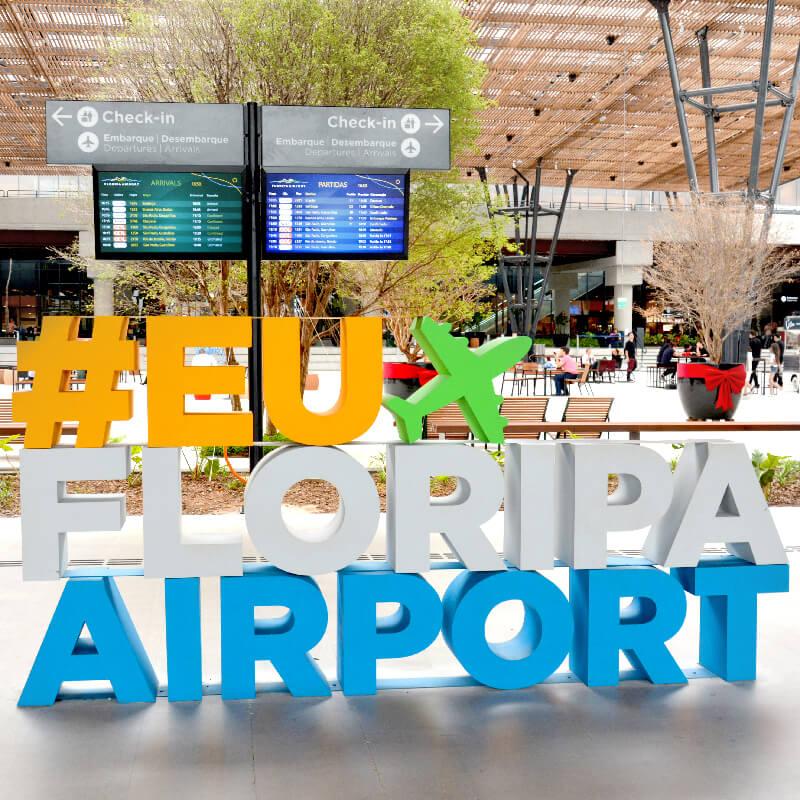 Disney – Grupo NY – pousamos em Florianópolis