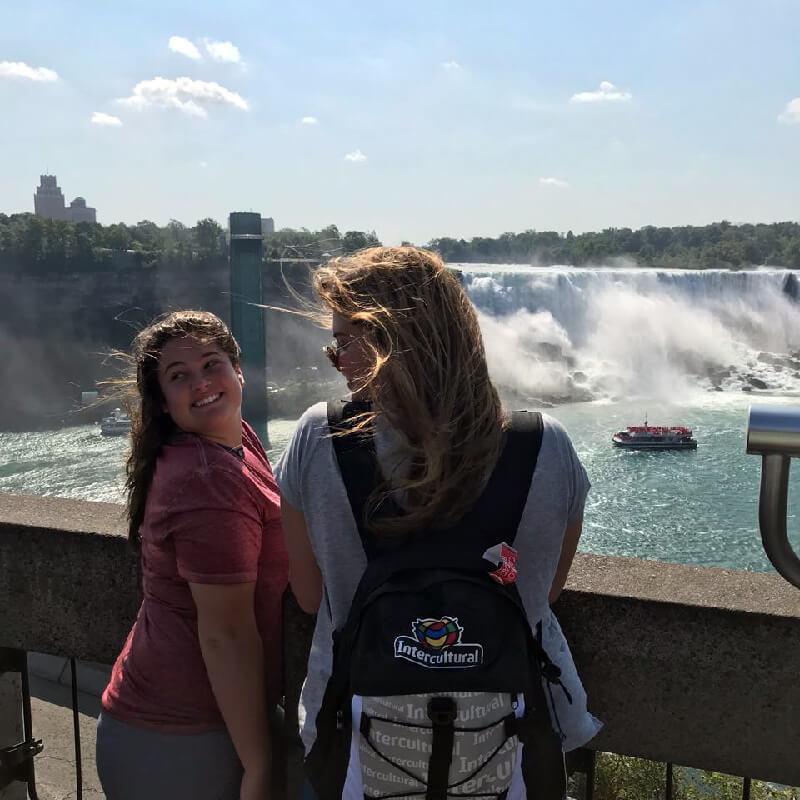 High School Canadá – Niagara Falls