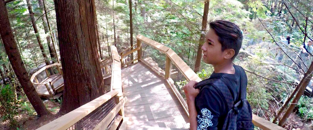 High School no Canadá: Thiago contou como está sendo a experiência