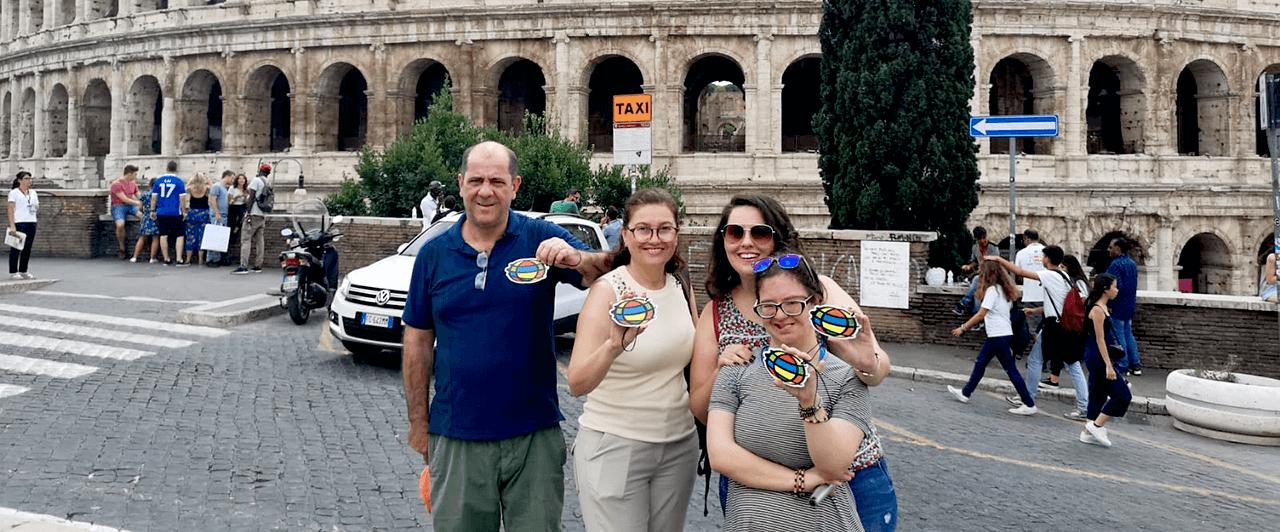 Viagem em Família para a Itália: veja como foi!