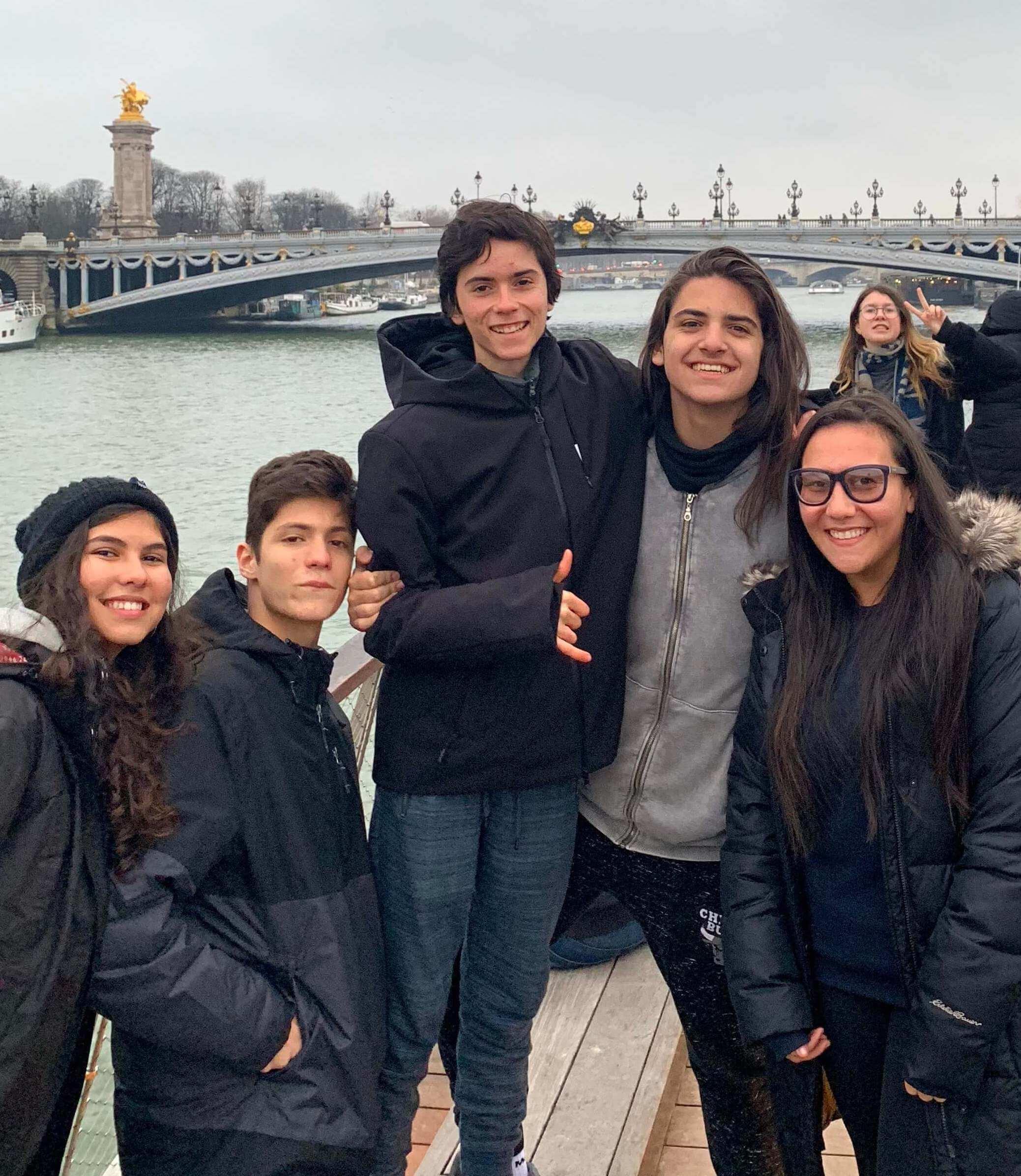 Europa Jovem Jan 2019 – Viagem à Paris