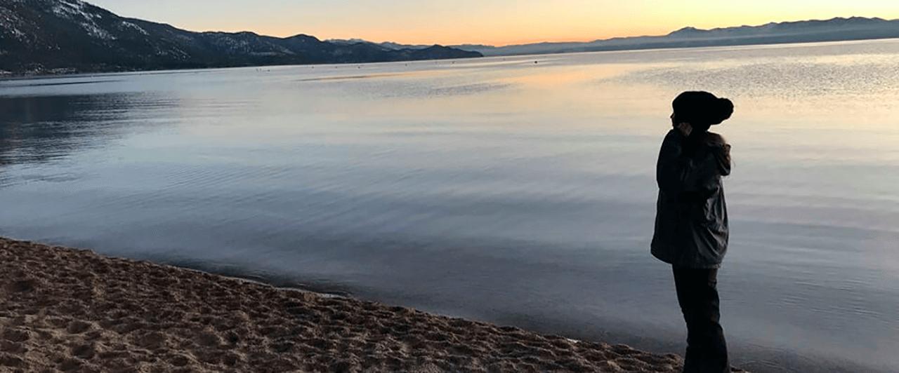 Trabalhar nos Estados Unidos: Eduarda foi para a Califórnia