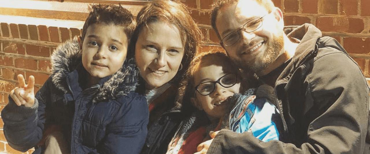 Viajei para os Estados Unidos e conheci o doador que salvou a minha vida