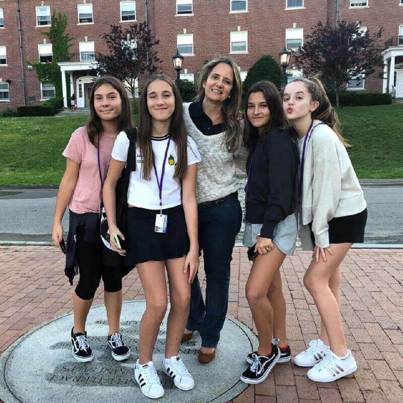 Férias Teen Cushing: Conhecendo a Escola