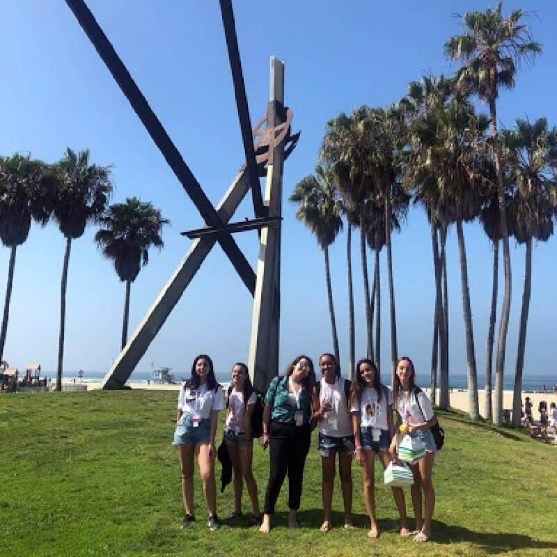 Férias Teen Malibu Jul/19 – Venice Beach