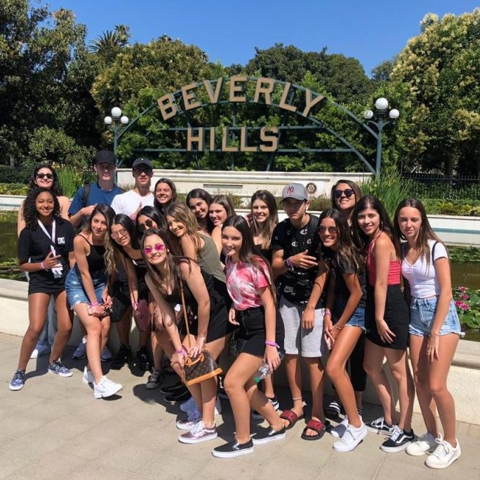 Beverly Hills e California Science Center – 2019