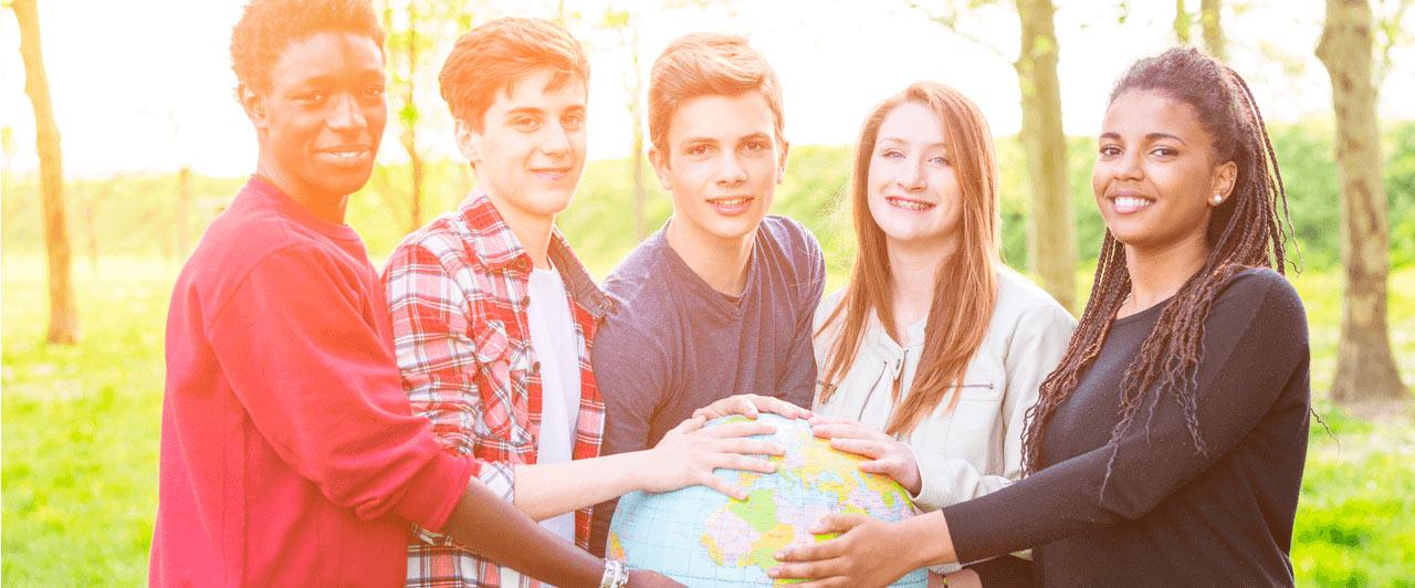 Por que escolher a Intercultural para fazer um curso de inglês no exterior?