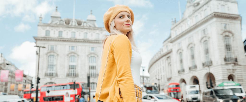 Intercâmbio em Londres: Francyne conta como foi estudar e morar no país