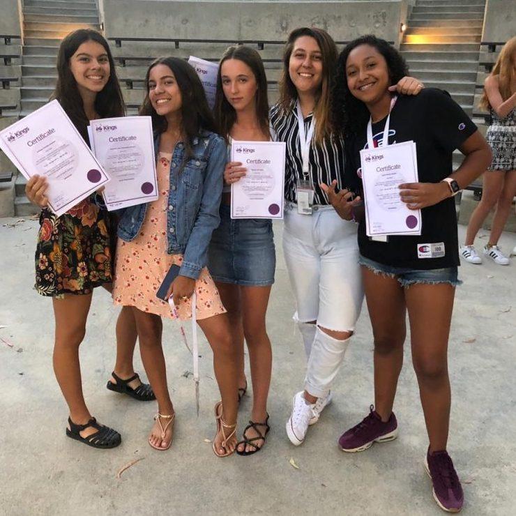 Noite de graduação e disco – 2019