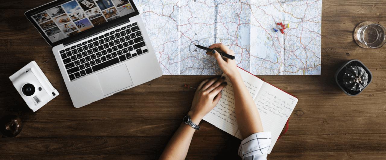 Como planejar o roteiro de uma viagem para o exterior – O guia para iniciantes