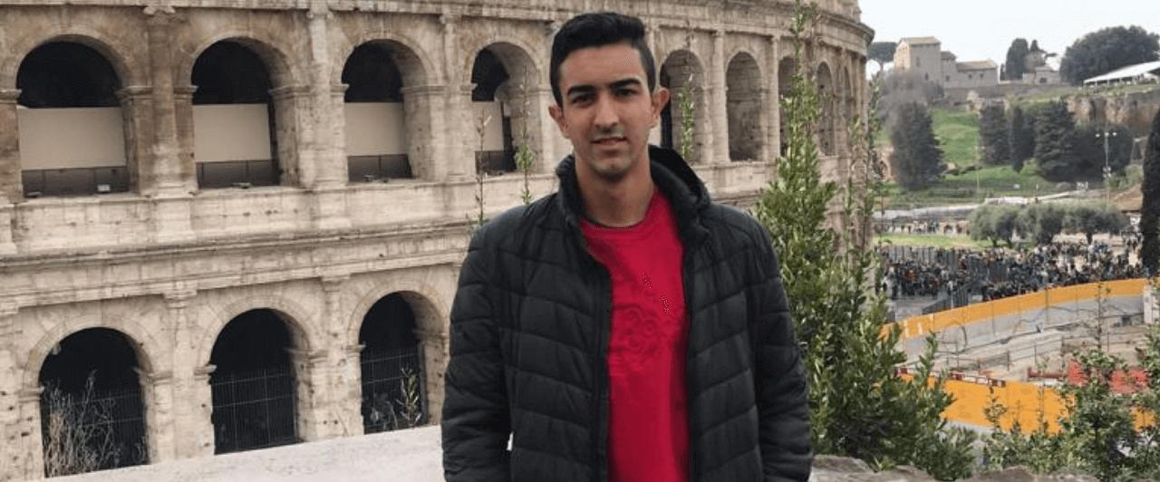 Intercâmbio na Itália: Caio conta como é estudar Italiano no exterior