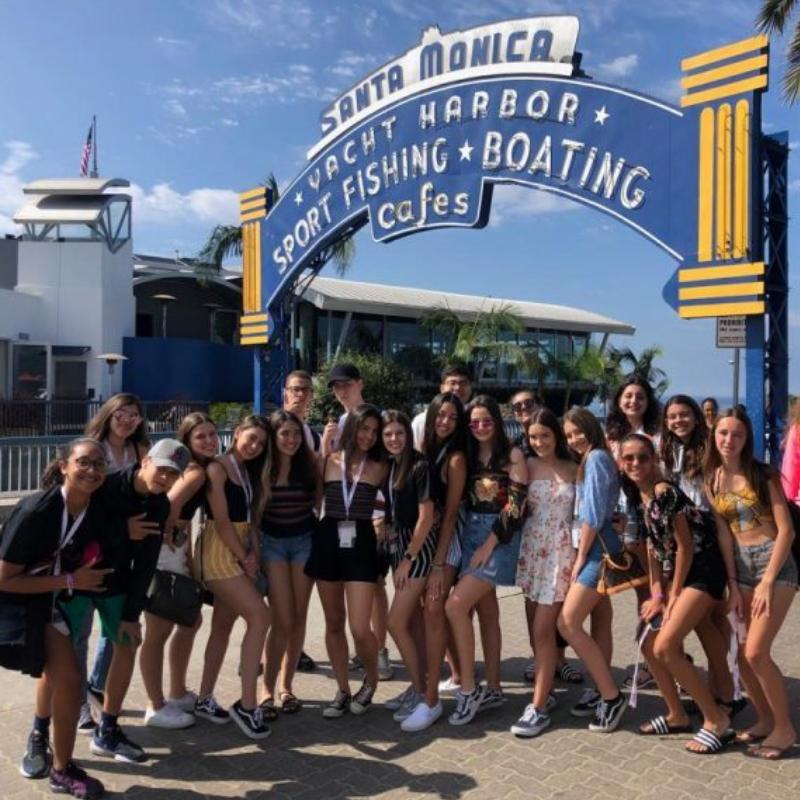 Passeio por Santa Monica – Julho/2019